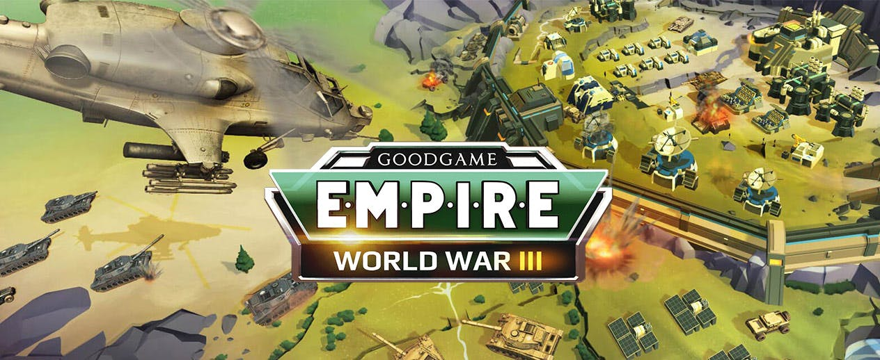 Empire: World War III - WORLD WAR 3 IS ON! - image