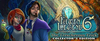 Elven Legend 6: The Treacherous Trick Collector's Edition - image