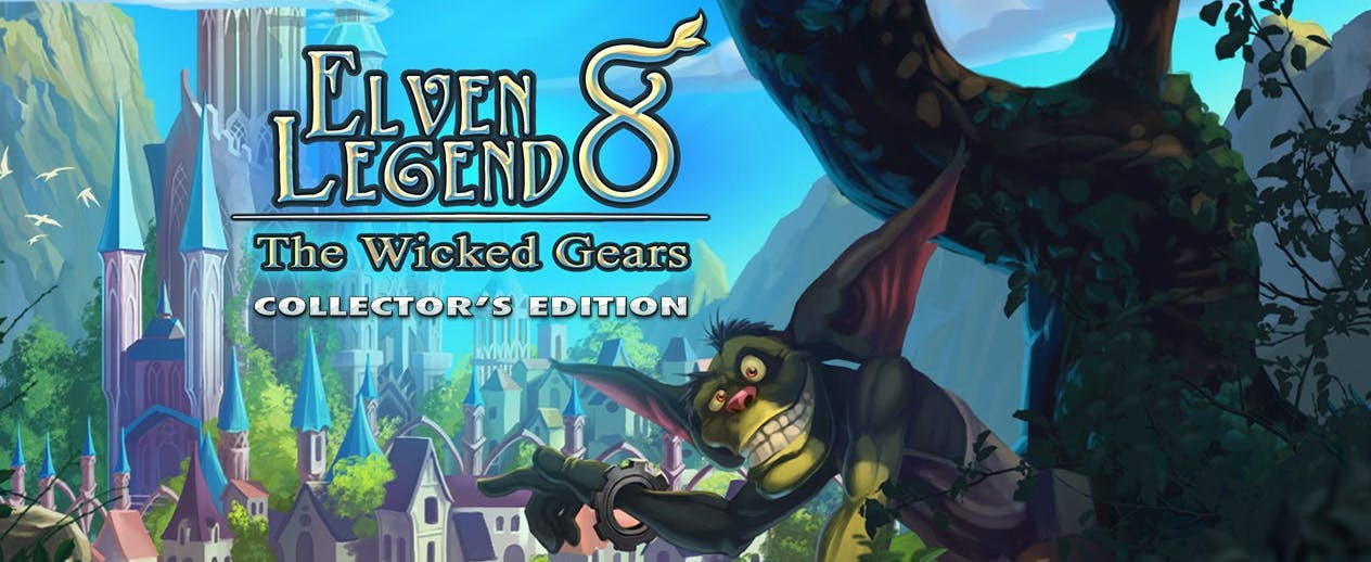 Elven Legend 8: The Wicked Gears - Fight against the rebellious gremlins! - image