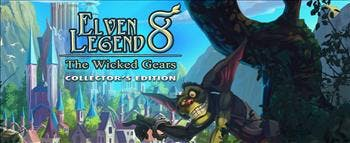 Elven Legend 8: The Wicked Gears - image