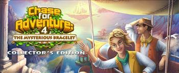 Chase For Adventure 4: The Mysterious Bracelet Collector's Ed. - image