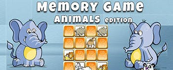 Memory Game Animal Edition - image