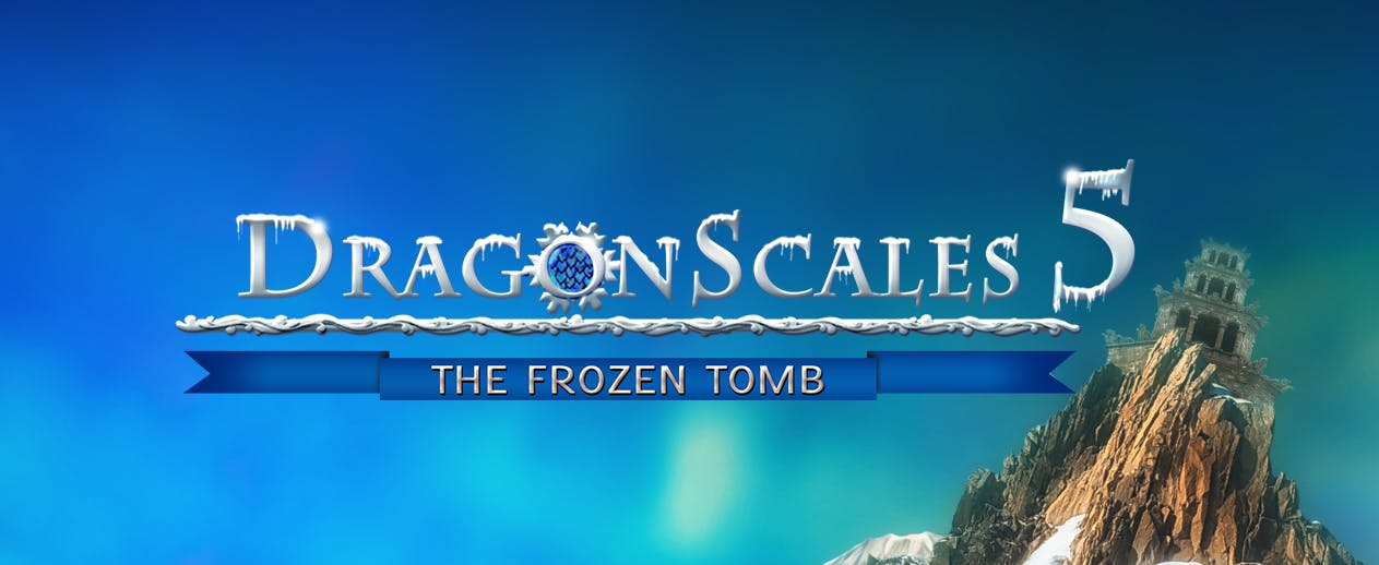 Dragonscales 5: The Frozen Tomb - Zarya resumes her journey to the Frozen - image