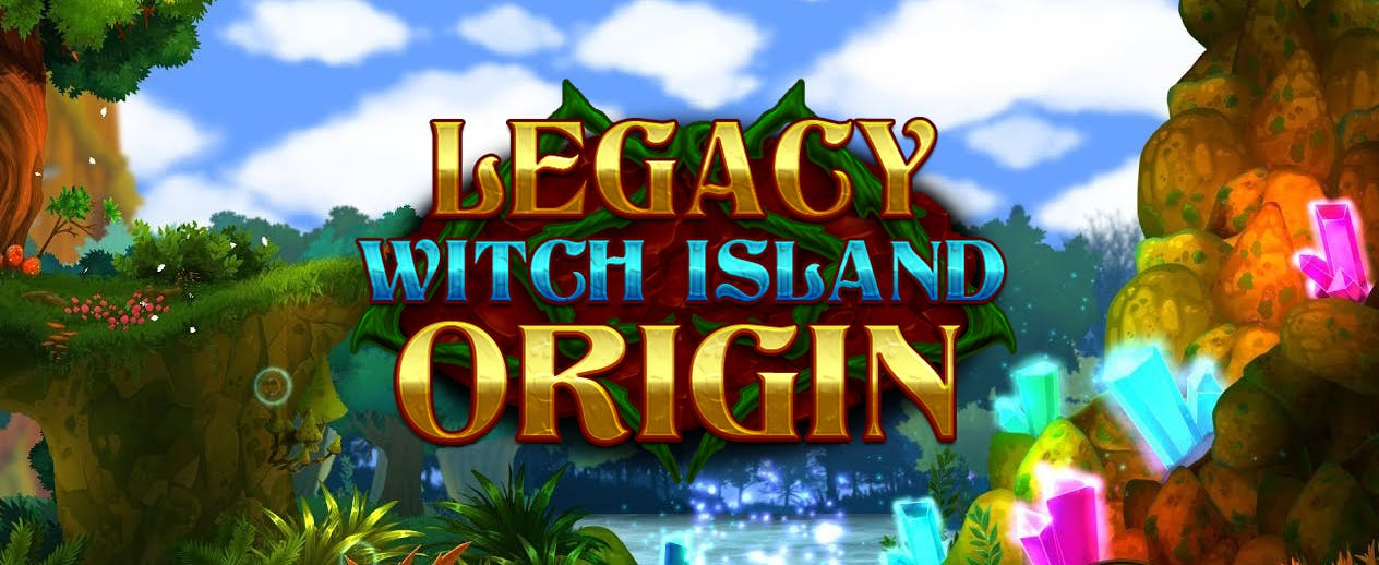Legacy: Witch Island Origin - Adventures in the Enchanted Forest! - image