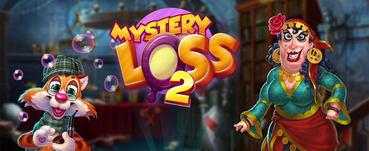 Mystery Loss 2 - Help Grim find his lost body! - image