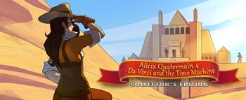 Alicia Quatermain 4: Da Vinci and the Time Machine CE - image