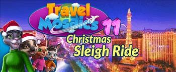 Travel Mosaics 11: Christmas Sleigh Ride - image