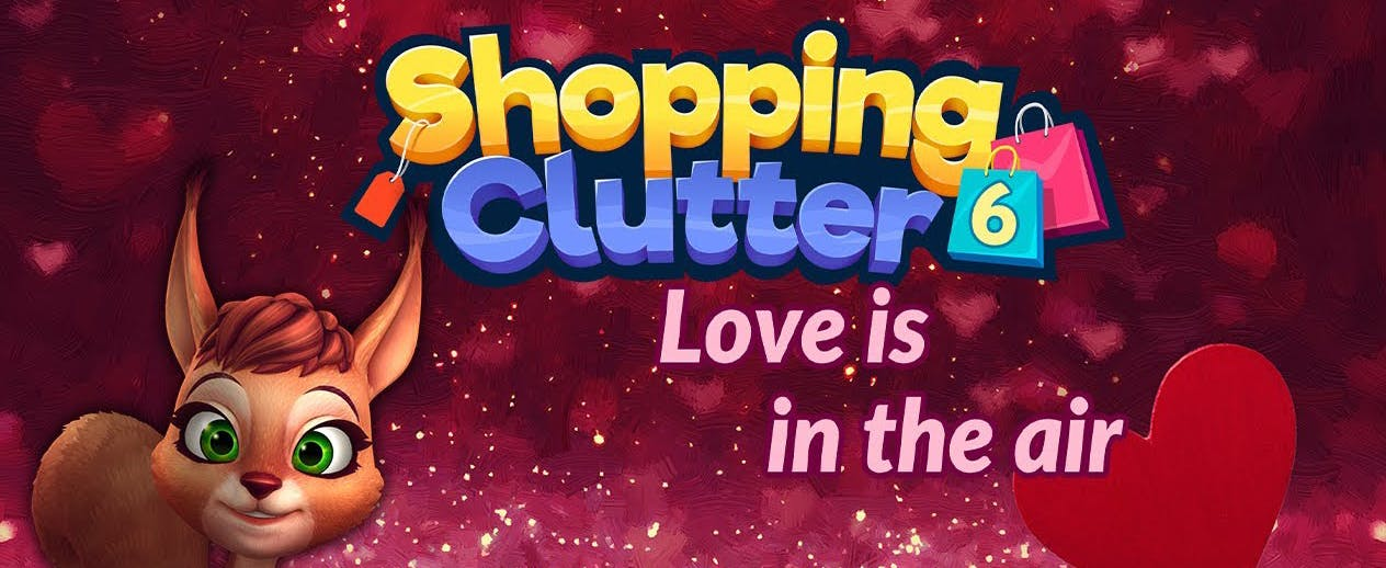 Shopping Clutter 6: Love Is In The Air - Join the Walkers for Valentine's day! - image