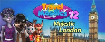 Travel Mosaics 12: Majestic London - image