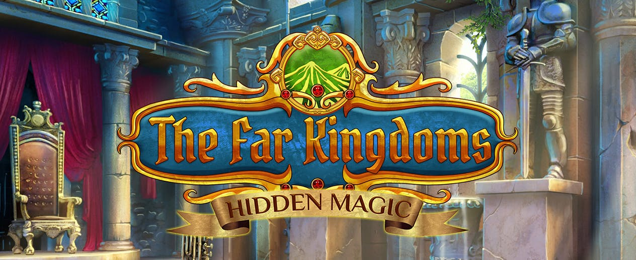 The Far Kingdoms: Hidden Magic - Adventure awaits you! - image