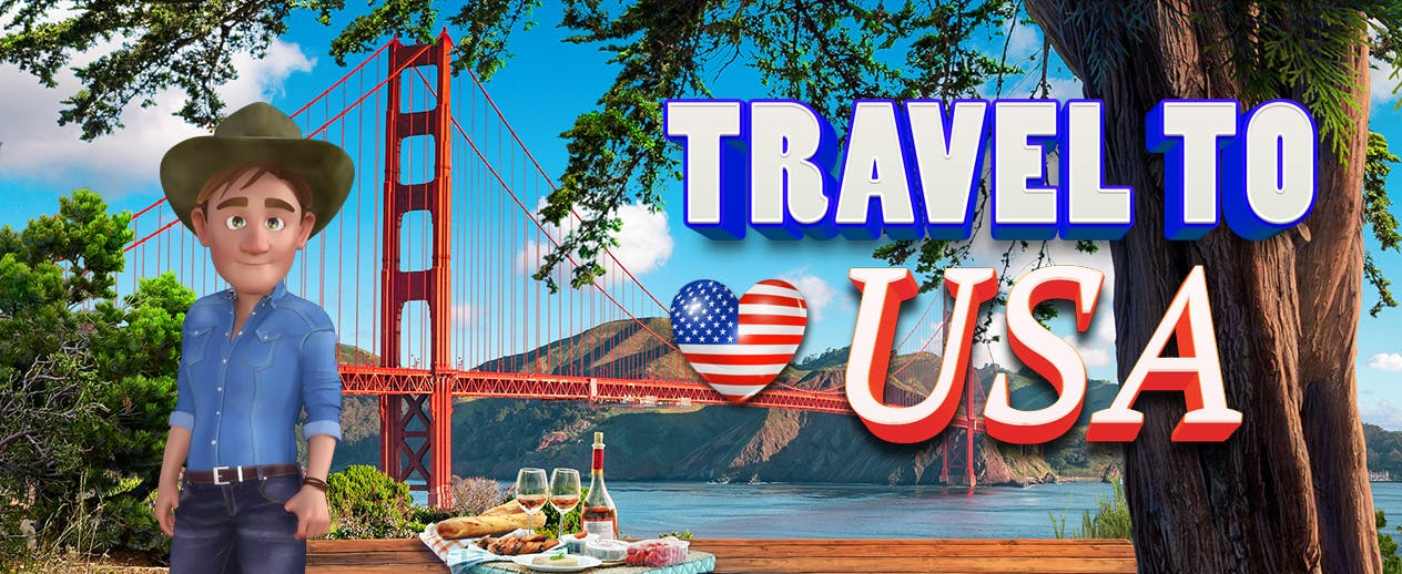 Travel to USA - An adventure around the United States! - image