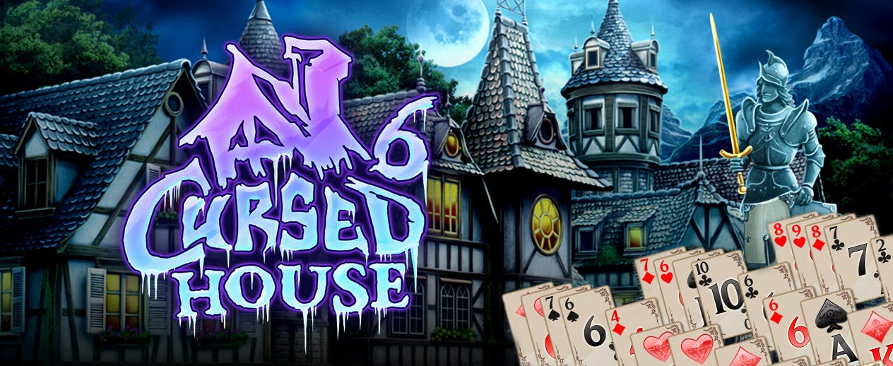 Cursed House 6 - Banish evil spirits! - image