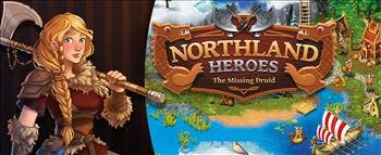 Northland Heroes: The Missing Druid - image