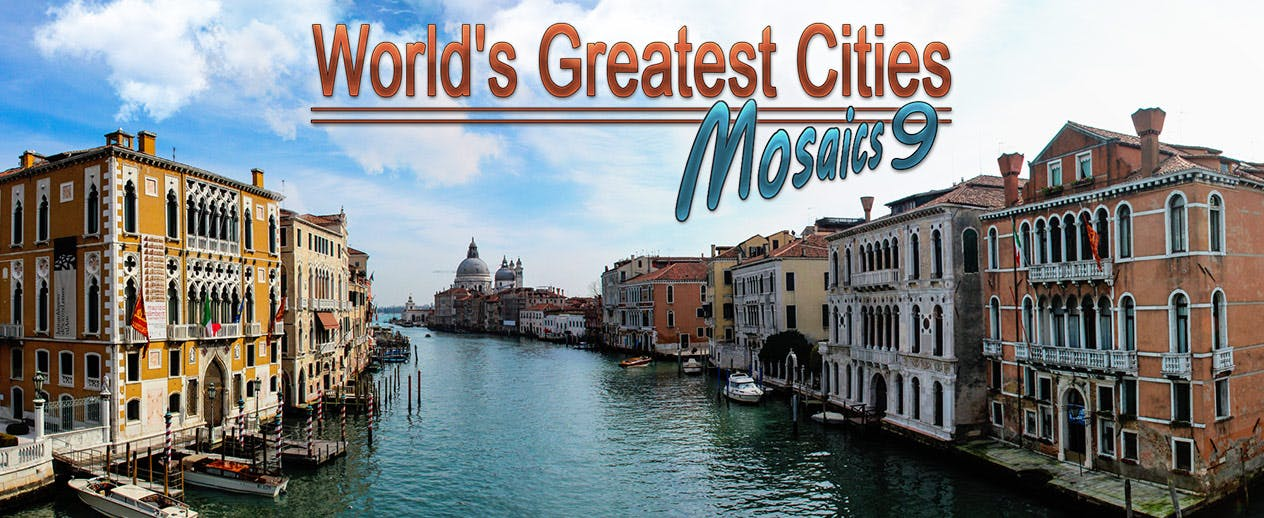 World's Greatest Cities Mosaics 9 - Continue your Mosaic World Adventure - image