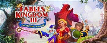 Fables of the Kingdom III Collector's Edition - image