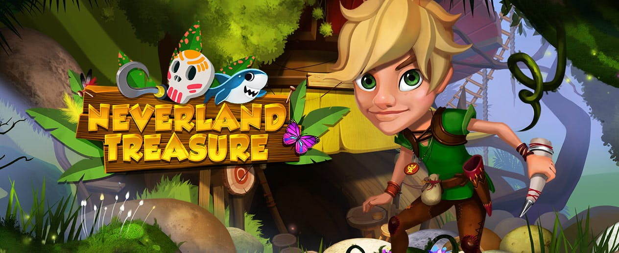 Neverland Treasure - Ready for treasure hunt? - image