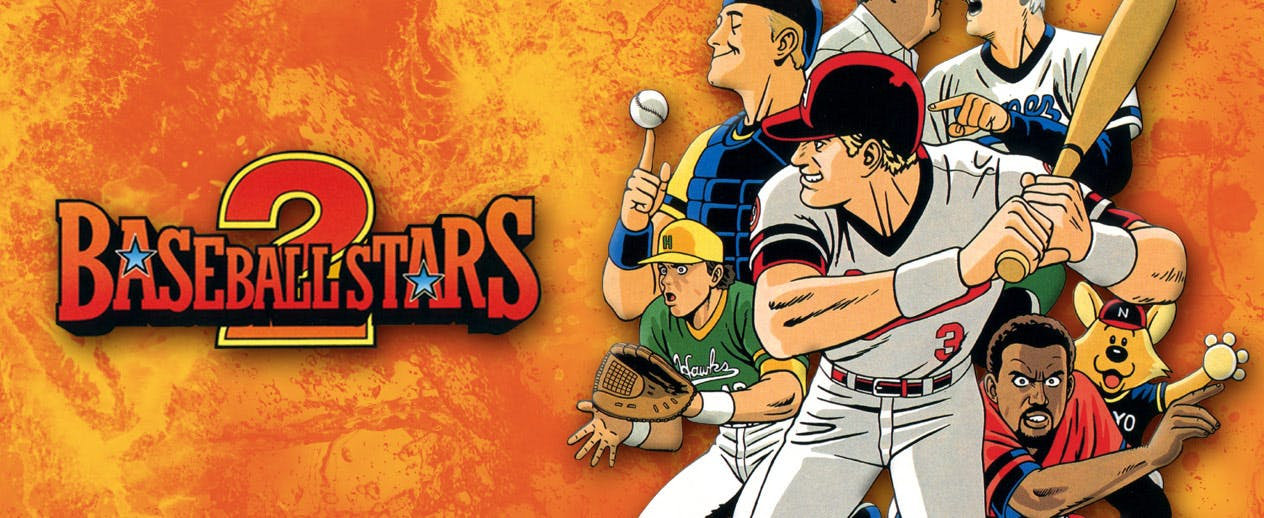 Baseball Stars 2 - Lace up your cleats!