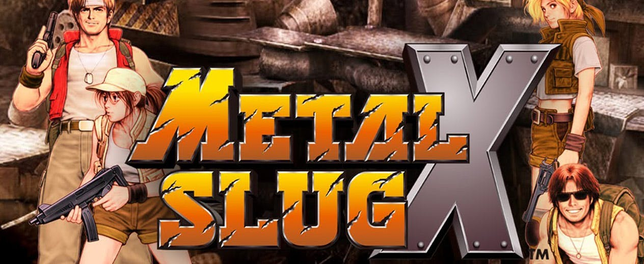 Metal Slug X - METAL SLUG X is a 2D masterpiece! - image