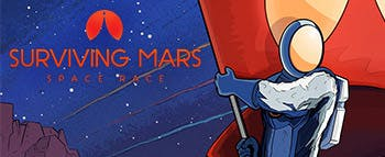 Surviving Mars: Space Race - image
