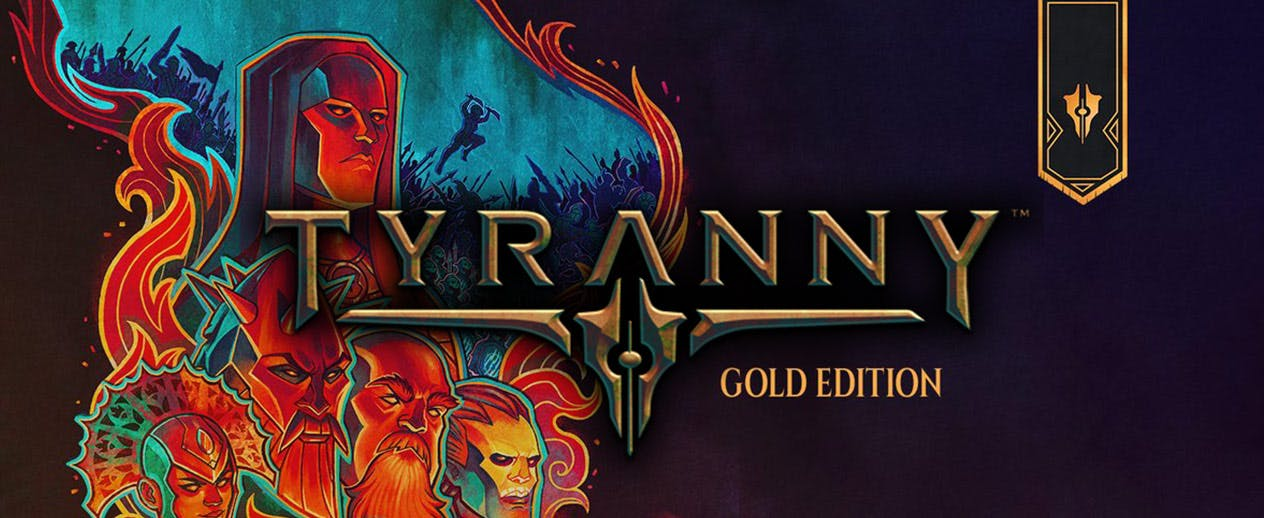 Tyranny - Gold Edition - For the good of the world! - image