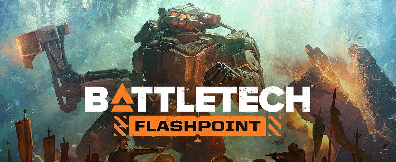 BATTLETECH Flashpoint - You are the commander in Flashpoint! - image