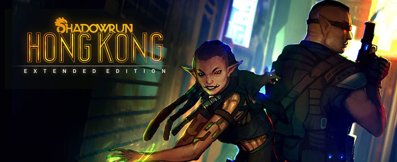 Shadowrun: Hong Kong - Extended Edition - A Classic, Story-Driven RPG - image
