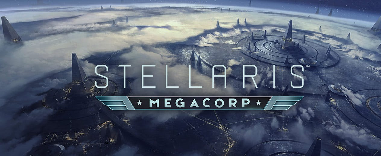 Stellaris: MegaCorp - Become the CEO of MegaCorp! - image