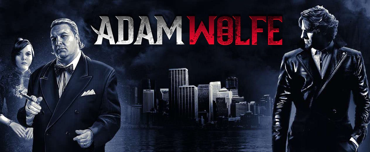 Adam Wolfe - Become the Detective. Become Wolfe.