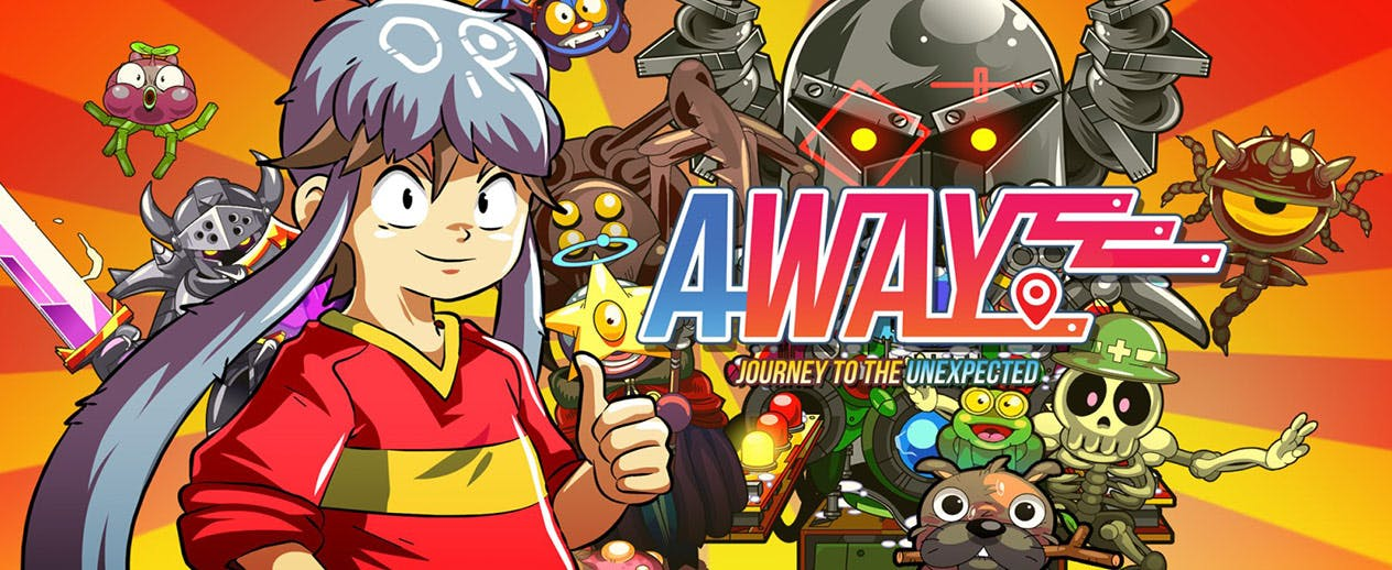 AWAY: Journey to the Unexpected - A love letter to anime and quirkiness - image