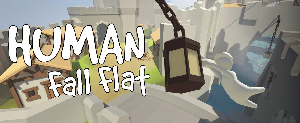 """Human: Fall Flat - NEW """"DARK"""" LEVEL AVAILABLE NOW"""