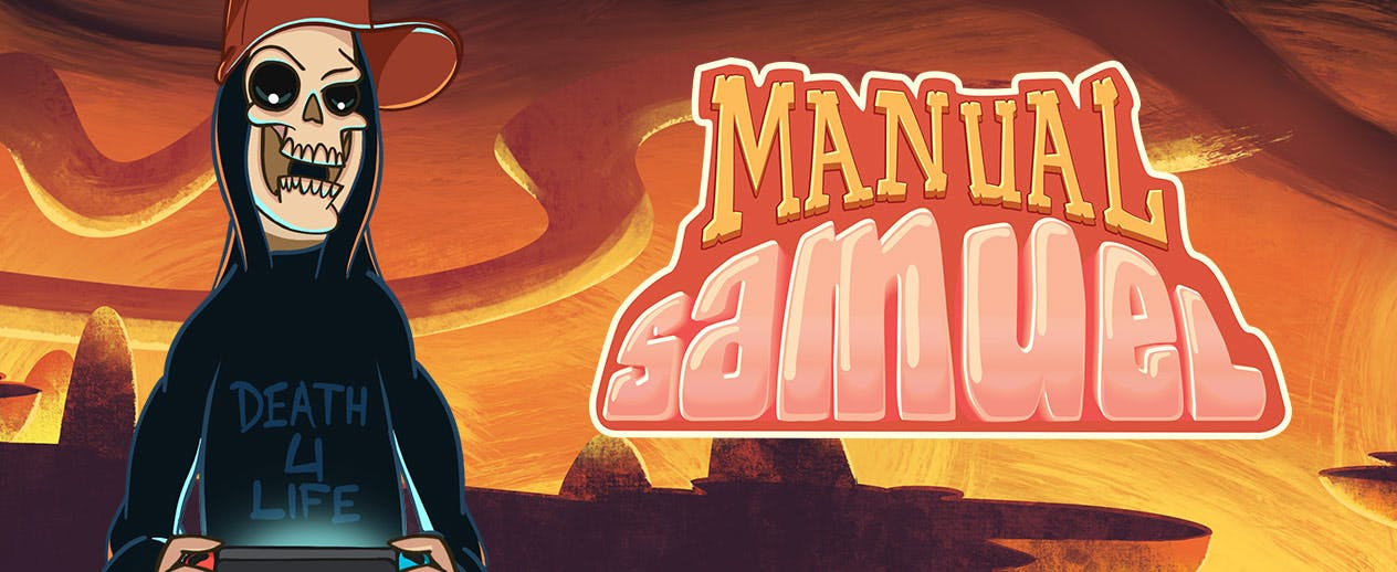 Manual Samuel - A classic adventure game with a twist - image