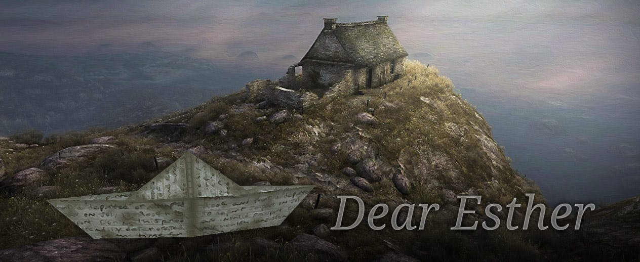 Dear Esther: Landmark Edition - 'A book written by a dying explorer'