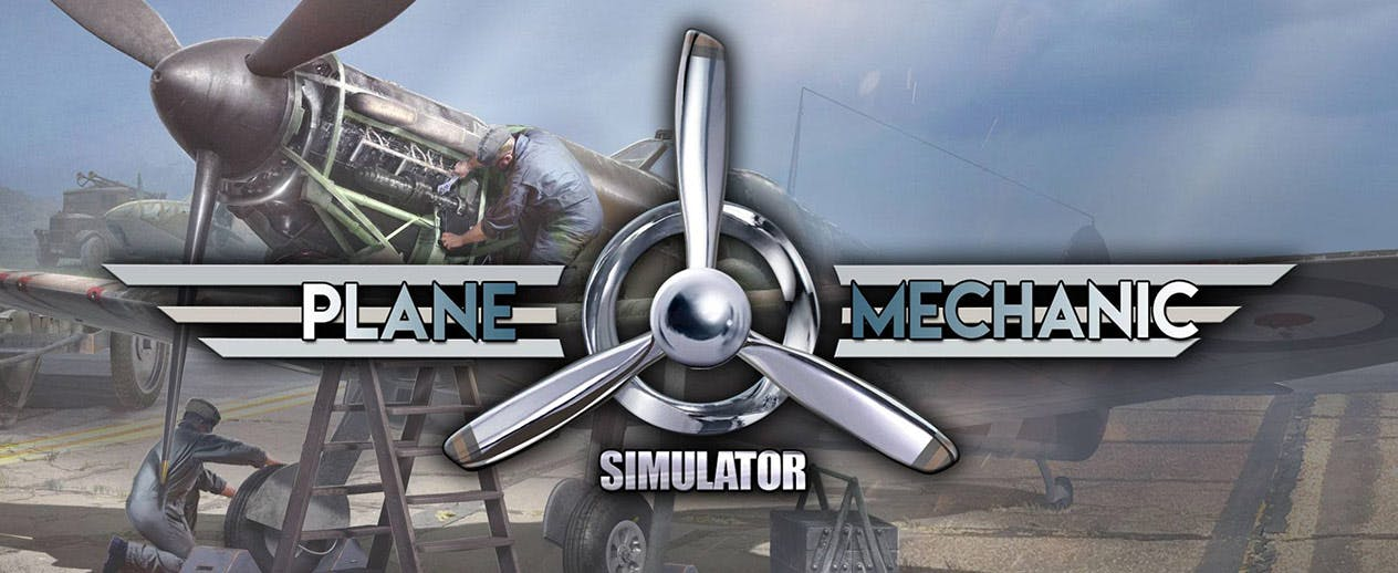Plane Mechanic Simulator - Perform well and you will become an ace