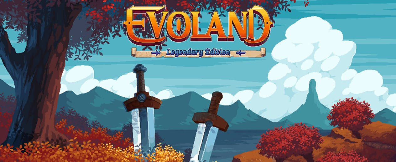 Evoland Legendary Edition - A truly epic and extraordinary adventure