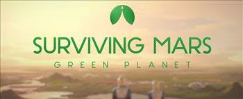 Surviving Mars: Green Planet - image