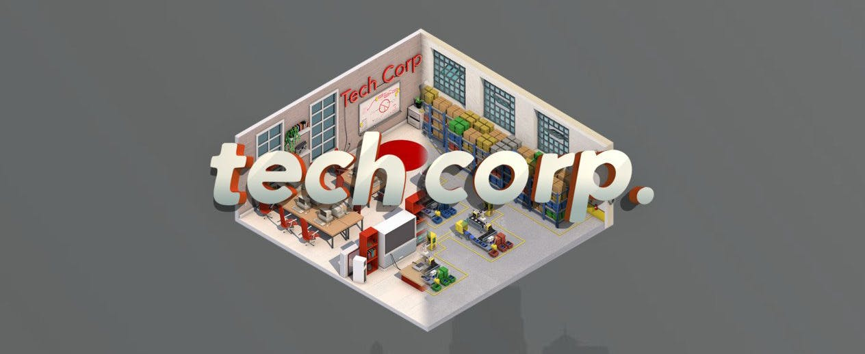 Tech Corp. - Become the next big shot in tech - image