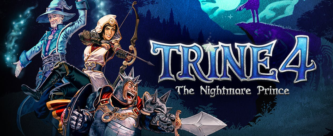 Trine 4: The Nightmare Prince - Retrieve the young Prince Selius - image