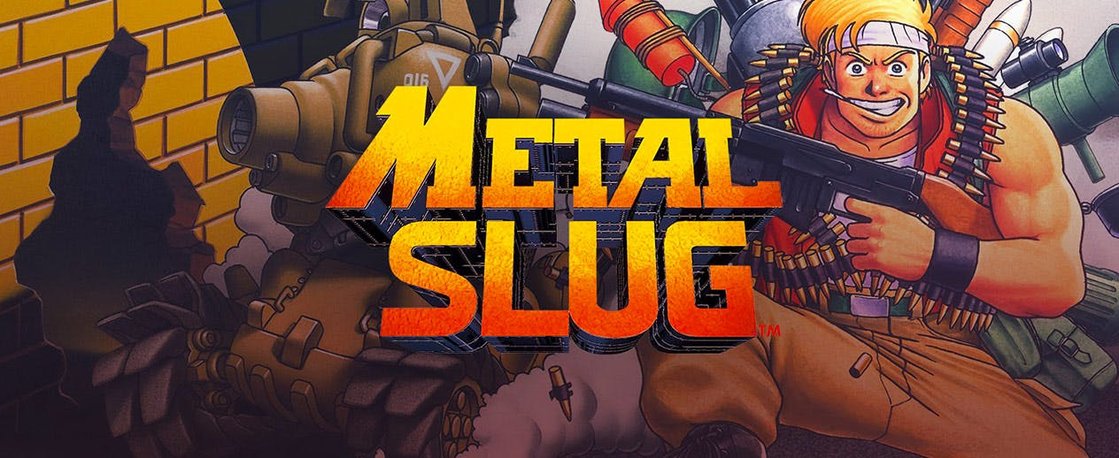 Metal Slug - Legendary 2D Run & Gun Action Shooting! - image