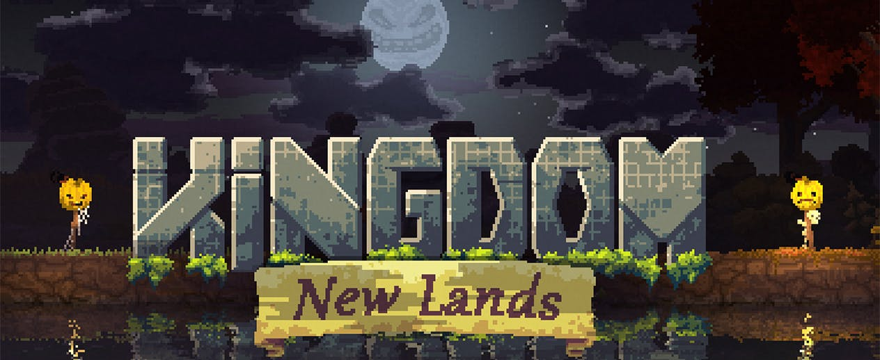 Kingdom: New Lands - Travel to the New Lands! - image