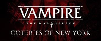 Vampire: The Masquerade - Coteries of New York - image
