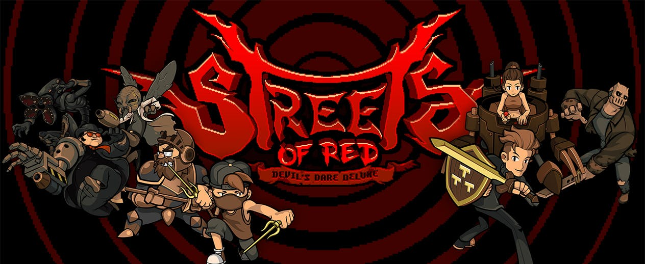 Streets of Red: Devil's Dare Deluxe - Video Games Versus Horror Movies! - image