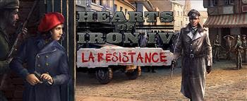 Hearts of Iron IV: La Résistance - image
