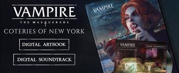 Vampire: The Masquerade - Coteries of New York Deluxe Edition - image