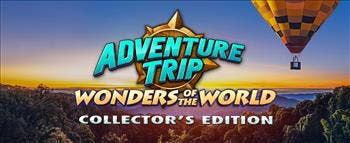 Adventure Trip: Wonders of the World Collector's Edition - image