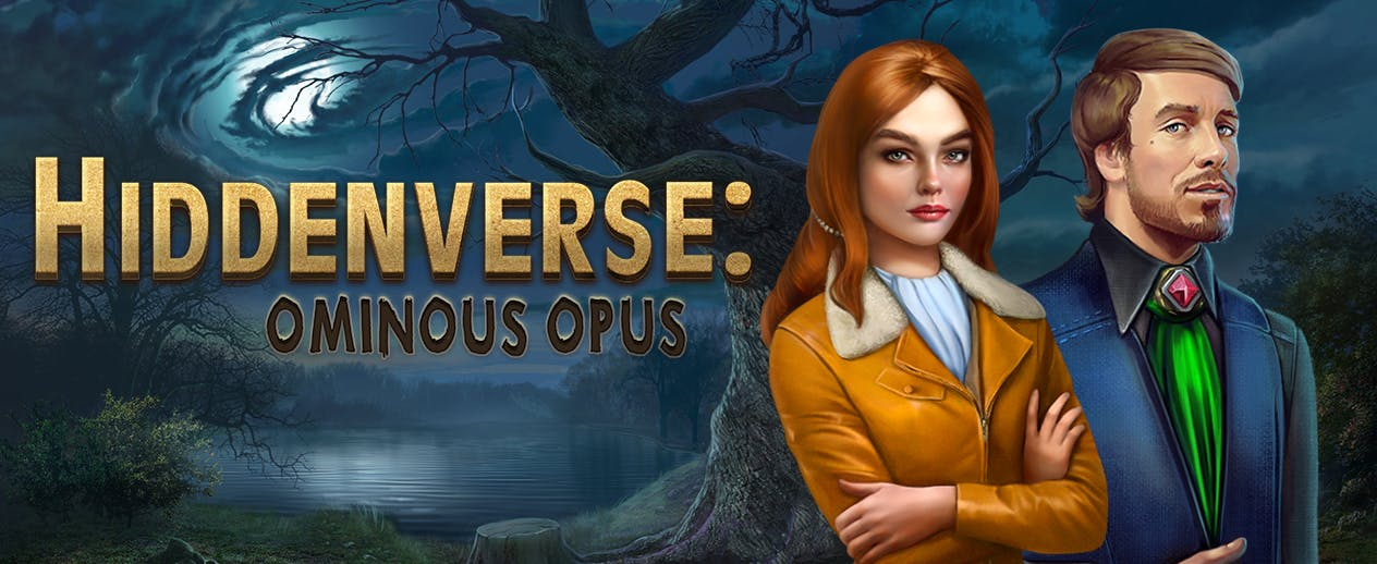 Hiddenverse: Ominous Opus - No one in the city can be trusted - image