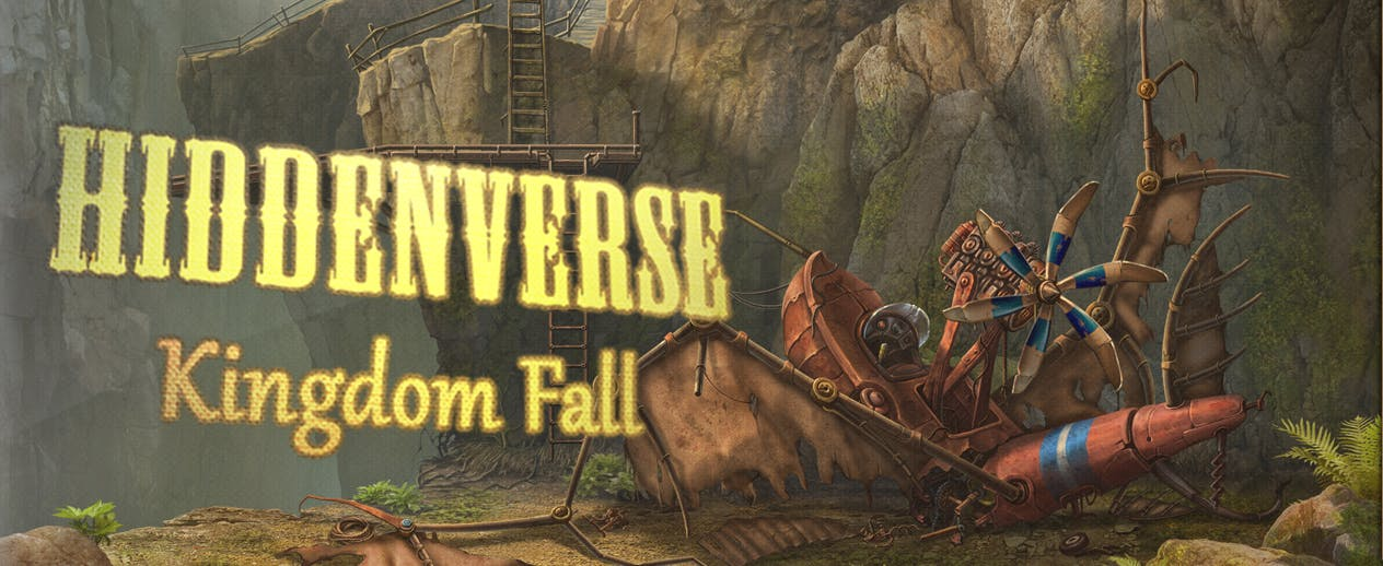 Hiddenverse: Kingdom Fall - Restore order in the kingdom! - image