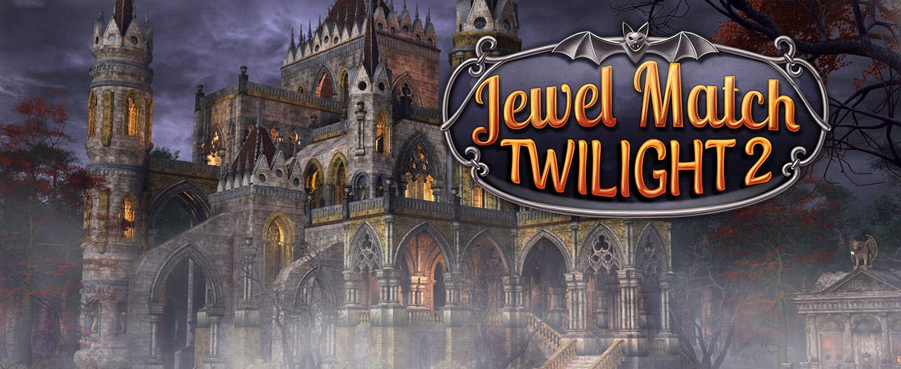 Jewel Match Twilight 2 - Unriddle a spooky match-3 adventure! - image