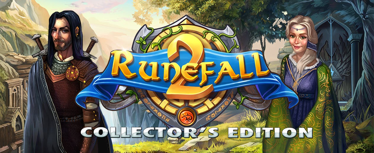 Runefall 2 Collector's Edition - Embark on an epic journey! - image