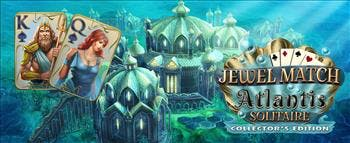 Jewel Match Atlantis Solitaire Collector's Edition - image