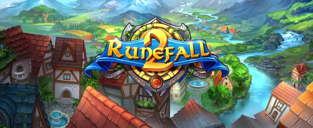Runefall 2 - Embark on an epic journey! - image